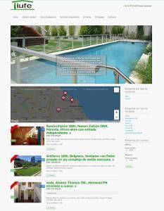 Cliente Inmobiliaria de DKM Studio Web