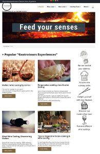 Cliente Turismo de DKM Studio Web